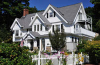 Maine Bed and Breakfasts, Inns